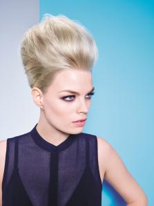 Go to a special occasion, how about an updo hairstyle...